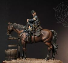 ROMEO MODELS RM54-103 US cavalry sergeant 54 mm.