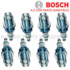 B330FR78X For Jeep Grand Cherokee 4.7 V8 5.9i Bosch Super4 Spark Plugs X 8