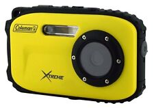 Coleman Xtreme C5WP 16.0 MP 33ft Waterproof Digital Camera - Model C5WP-Y