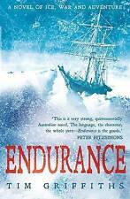 GRIFFITHS,TIM-ENDURANCE  BOOK NEW