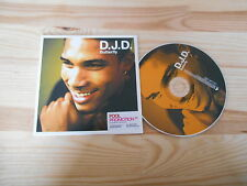 CD Pop D.J.D. - Butterfly (3 Song) Promo SONY / CHET