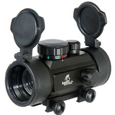 LANCER TACTICAL CA-412B B-STYLE RED & GREEN DOT SIGHT W/ 20mm WEAVER MOUNT DECK