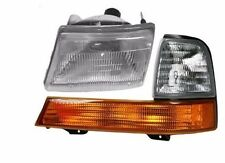 1998 1999 2000 FORD RANGER HEAD LIGHT AND CORNER LAMP LEFT DRIVER SIDE