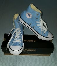 CONVERSE CHUCK TAYLOR ALL-STAR   HI SNEAKERS YOUTH SIZE 3