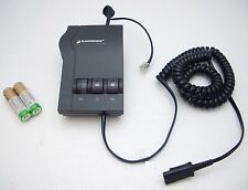 Plantronics M12 Vista Amplifier 43596-24 for H & HW series Headset to Telephones