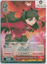 "WeissSchwarz Fate/stay night UBW Vol.2 ""Super First-rate Mage"" Rin FS/S36-E051 R"