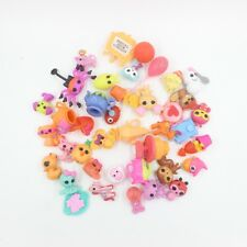 Random Pick 20 PCX Mini Lalaloopsy accessory Pet And Others Collection Gift SetT