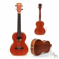 Kala KA-T Tenor Ukulele Mahogany Body Satin Finish Aquila Nylgut Strings Uke
