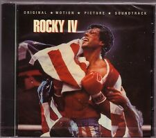 CD . Soundtrack ROCKY IV (4 NEU! dig.rem.+1 / Eye of the Tiger Burning Heart OST