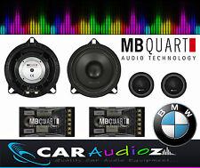 """MB Quart 2 way 10cm 4"""" component car speakers BMW 1 series E87 E88 E81 E82"""
