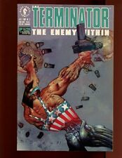 THE TERMINATOR THE ENEMY WITHIN 4(8.0)(VF)DARK HORSE(b050)
