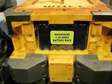 SANYO 2700mA BATTERY & CHARGER FOR DISNEY ULTIMATE WALL-E ROBOT / MADE IN USA
