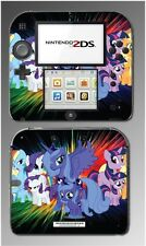 MLP My Little Pony Filly Luna Friends Video Game Decal Skin Cover Nintendo 2DS