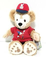 DISNEY PARKS DUFFY THE BEAR 2017 TSHIRT AND BASEBALL CAP PLUSH