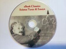 Classic Science eBooks for Kindle, Sony Readers, iPads & tablets