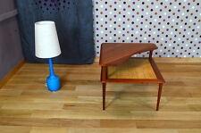 Table Basse Danoise en Teck de Peter Hvidt Vintage 1960 - DesignVintage Avenue -