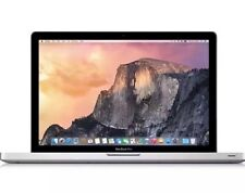 "Apple MACBOOK PRO 13,3 ""CoreI7 2.9 ghrz 8GB 750GB da notebook (giugno,2012) una pendenza%"