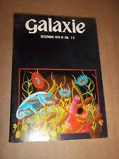 "REVUE ""GALAXIE  N° 139""  (1975) 2e SERIE / SCIENCE-FICTION / OPTA"