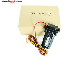 Waterproof GPS Tracker For Motorcycle, Vehicle, Scooter, 8-50V DC