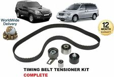 FOR HYUNDAI TERRACAN KIA SEDONA 2.9TD 2003--  NEW TIMING CAM BELT TENSIONER KIT
