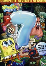 SpongeBob SquarePants: The Complete 7th Season [4 Discs (2011, REGION 1 DVD New)