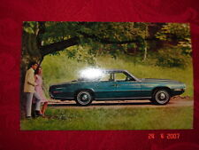 1968 FORD THUNDERBIRD Four Door Landau - Better Ideas Come From FORD