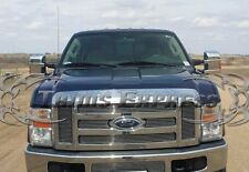 2008-2010 F-250/F-350/Super Duty Billet Grille-Combo