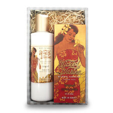 Hawaiian WICKED WAHINE ORIGINAL Scent PERFUME & BODY LOTION 2pack Boxed Gift Set