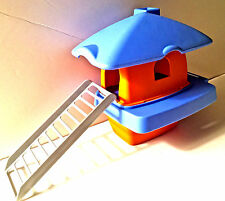 SUGAR GLIDER/HAMSTER TWO STORY CONDO FOR YOUR PET!  MADE IN ITALY