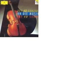Das 4D-Konzert - An die Musik / MAHLER BURANA GRIEG Abbado Previn Pletnev Levine