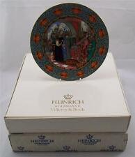Villeroy & and Boch RUSSIAN FAIRY TALES No6 1981 The Red Knight BOXED BG013