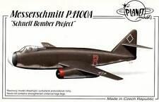 Planet Models Messerschmitt Me P.1100A Schnell-Bomber-Project 1:72 Blitzbomber