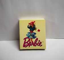 Barbie in Fashion Miniature Book Dolls Laura Jacobs 1994 First Edition Abbeville