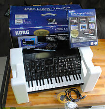 Korg MS-20IC keyboard controller & Korg Legacy software collection
