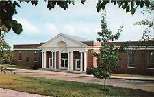 Postcard KY Bowling Green Garrett Student Center Western Kentucky University 50s