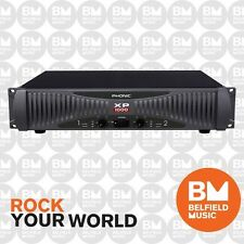 Phonic XP 1000 Touring Stage 1120w Powered Amplifier Amp 1120 Watts - BNIB - BM