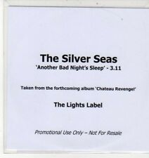 (CP920) The Silver Seas, Another Bad Night's Sleep - 2011 DJ CD
