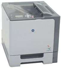 New Konica Minolta magicolor 5430 DL Workgroup Laser Printer