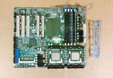 Supermicro X5DPA-TGM+ Dual Xeon Socket 604 ATX Motherboard with CPUs RAM