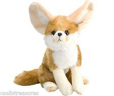 """Wild Republic FENNEC FOX 12"""" Sitting Plush Cuddlekins Stuffed Animal Toy NEW"""