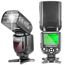 Neewer NW561 Blitzgerät für Canon EOS 700D 650D 600D 1100D 550D 500D 100D 6D