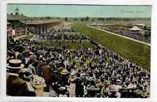 (La2364-406) DONCASTER Races, Used 1913 G-VG
