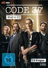 Veerle Baetens - Code 37 - Staffel 1 [4 DVDs]