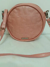 Mimco Leather METEOR Circle Hip Across body Hand Bag BNWT  RRP  $249