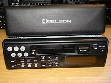 Belson BS-850 Vintage 90s NEW Boxed Cassette Car Radio MP3 VW Fiat Seat Ford VW