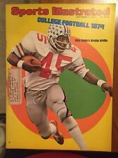 Sports Illustrated Archie Griffin Cover Sept. 9, 1974 College Football '74 Issue