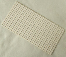 NEW WHITE LEGO BASEPLATE 16X32 dot base board 10x5 inch plate
