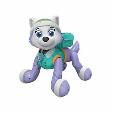 (NEW SEALED) PAW PATROL ZOOMER EVEREST INTERACTIVE GIRL PET DOG PUPPY KIDS TOY