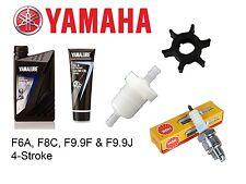 Yamaha F6A, F8C, F8F, F9.9F & F9.9J 4-Stroke Outboard Service Kit 6hp/8hp/9.9hp