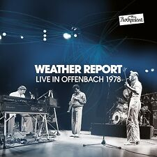 WEATHER REPORT - LIVE IN OFFENBACH 1978 2 CD + DVD NEU